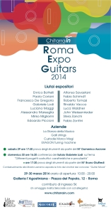 Roma Expo Guitars 2014